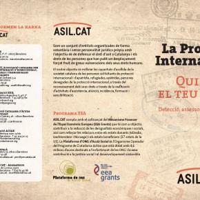 Nace Asil.cat, una red que apuesta por la protección internacional