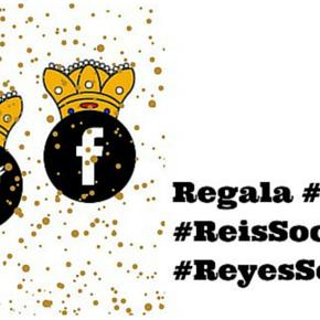 Regala 3 clics a los Reyes Sociales