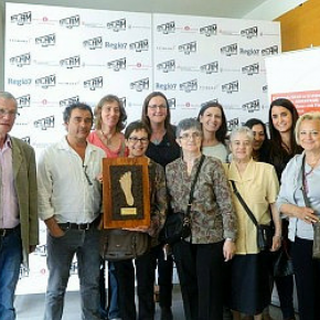 Premi Pere Casaldàliga a la Solidaritat 2014