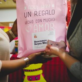 Celebramos la fiesta #ReyesMajos2015