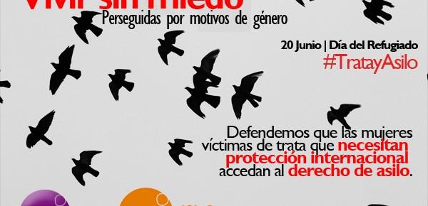 P. Esperanza y SICAR cat: Comunicado sobre trata y asilo