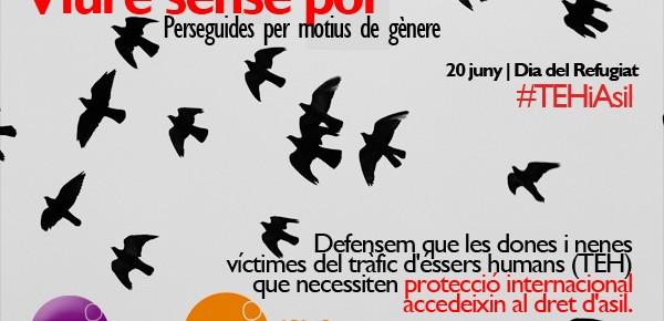 P. Esperanza i SICAR cat: Comunicat sobre TEH i asil