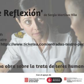 Teatro: 'Periodo de Reflexión', 3/10 en Barcelona