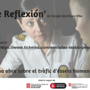 Teatre: 'Periodo de Reflexión', 3/10 a Barcelona