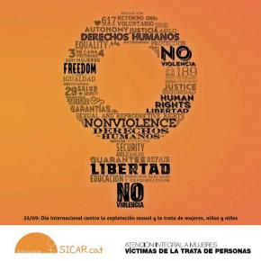 Día Internacional contra la explotación sexual y la trata de mujeres, niñas y niños