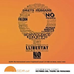 Dia Internacional contra l'explotació sexual i el tràfic de dones, nenes i nens