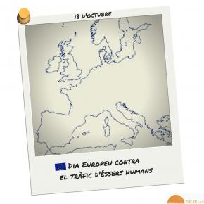 Dia Europeu contra el tràfic d'éssers humans