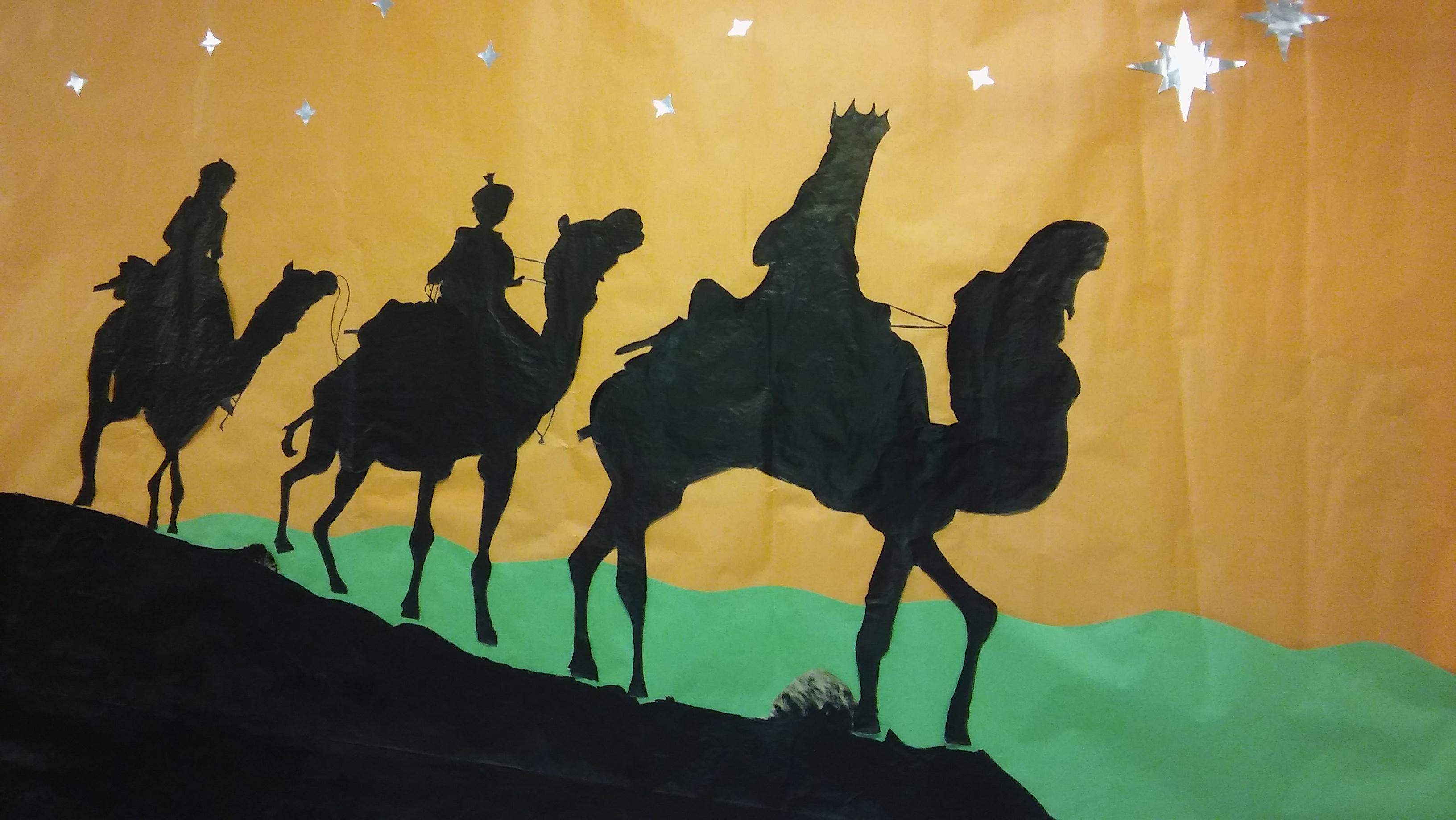 Celebrem els 'Reyes Majos'