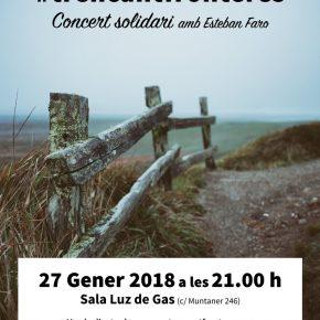 #Trencantfronteres, nueva campaña con concierto