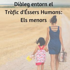 20oct: Diálogo sobre menores víctimas de trata