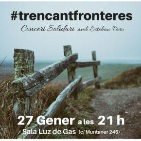 Solidarity concert #TrencantFronteres