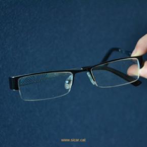 ¡Sofía ya tiene gafas!