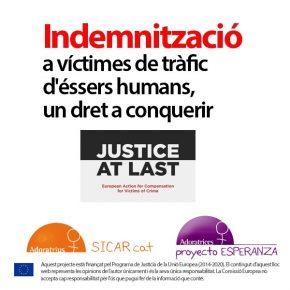 'Sovint les víctimes de TEH no cobren indemnització'