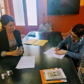 Nuevo convenio con la Fundació Bizcabar