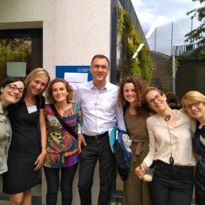 Justice at last: sesión de trabajo conjunto en Viena