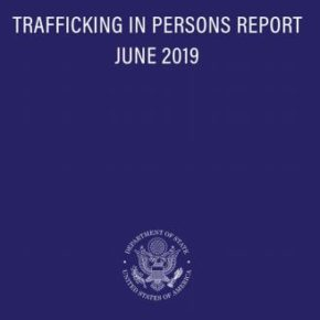 Nueva edición del TIP Report