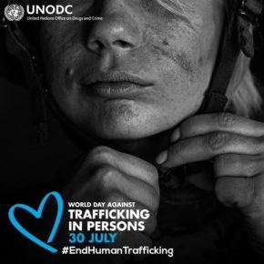 30 de juliol: Dia Mundial contra el tràfic de persones