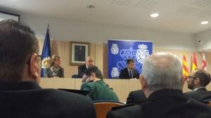 Presentación de la II Fase del Plan de la Polícia Nacional contra la Trata de Seres Humanos con fines de Explotación Sexual