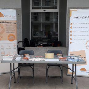 SICAR cat participa a la Fira UPF Solidària